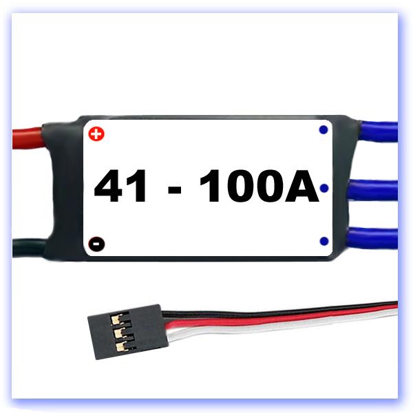 41 - 100amp ESC