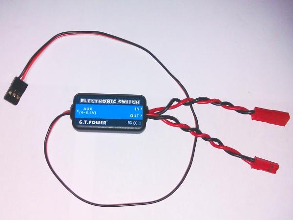 Elecronic Switches & Relays