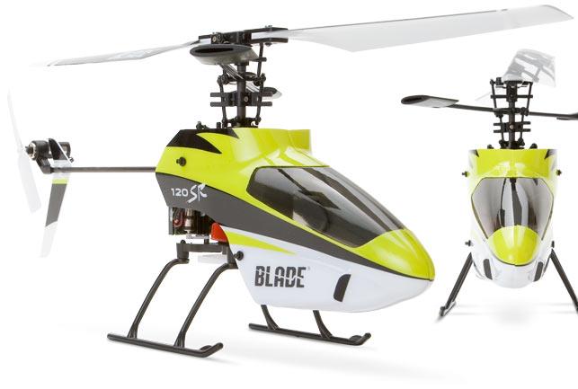 Blade 120SR Spares