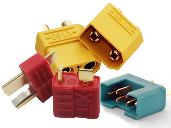 Connectors In housing