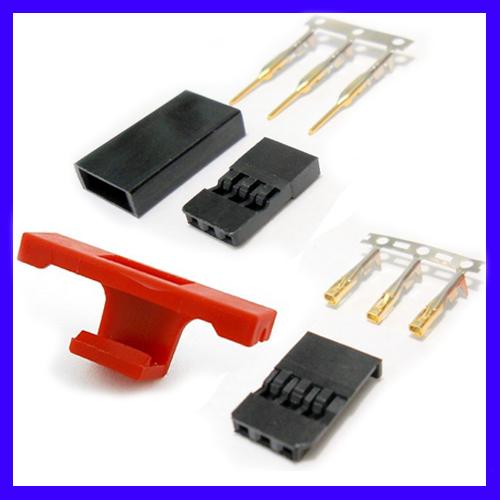 Servo Connectors&accs